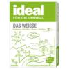 """IDEAL für die Umwelt """"Das Weisse"""" Kopierpapier"""